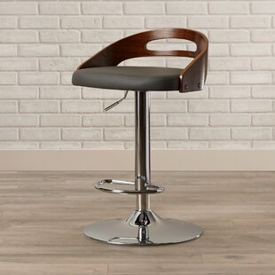 Zarate Adjustable Swivel Bar Stool