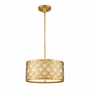 Everly Quinn Jonah 2-Light Pendant