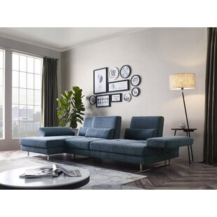 Stillmore Modern Sectional by Orren Ellis Read Reviews