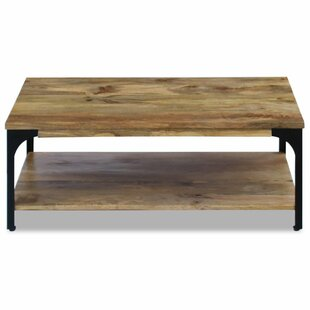 Narcisse Mango Wood Coffee Table By Laurel Foundry