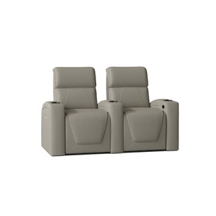 Home Theater Row Seating Row of 2 by Winston Porter