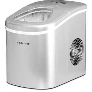 Flip-up 26 lb. Freestanding Ice Maker