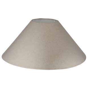 Table floor lamp shades youll love buy online wayfair cotton empire lamp shade aloadofball Image collections