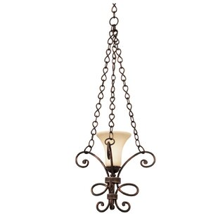 Kalco Amelie 1-Light Urn Pendant