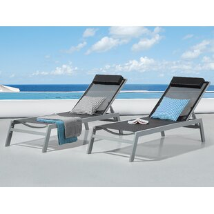 Catania II Sun Chaise Lounge