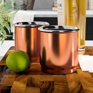 Neva Copper 11 oz. Whiskey Tumblers (Set of 2)