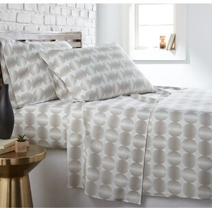 Wrought Studio Bayless Spheres Sheet Set