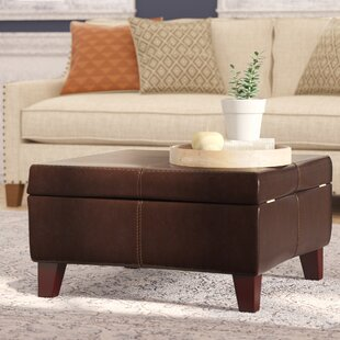 Read Reviews Donellan Storage Ottoman By Alcott Hill