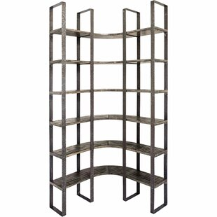 Lincoln Etagere Bookcase