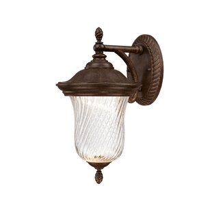 Shop For Wellington 1-Light Outdoor Wall lantern By Designers Fountain