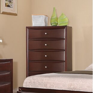 Ebern Designs Baxter 5 Drawer Chest