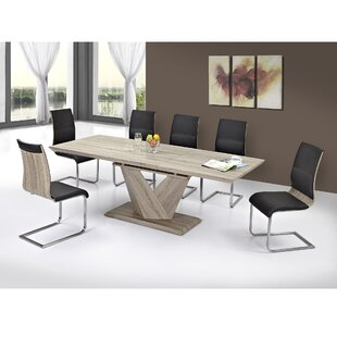Pierce 7 Piece Dining Set by Latitude Run