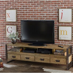 Clearance Cecily TV Stand for TVs up to 85 by Foundry Select Reviews (2019) & Buyer's Guide
