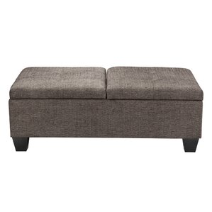 Connor Ottoman by Madison Park
