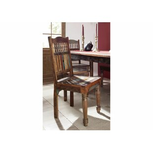 Fable Solid Wood Dining Chair By Massivmoebel24