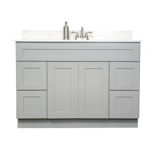48 Bathroom Vanity Base Only
