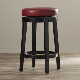 Inexpensive Bohnsack 26 Swivel Bar Stool by Orren Ellis Reviews (2019) & Buyer's Guide