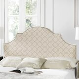 Caswell Upholstered Panel Headboard by Alcott Hill®