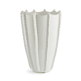 Inexpensive Lauderhill Ceramic Table Vase By Rosecliff Heights