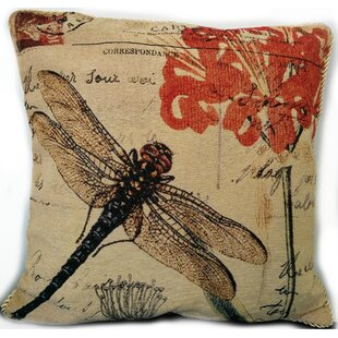 Fly High Dragon Fly Pillow Case (Set of 2)