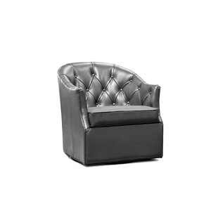 Compare Elsa Swivel Armchair by Uniquely Furnished Reviews (2019) & Buyer's Guide