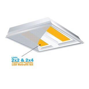 Deco Lighting Linea LED Recessed Retrofit Downlight