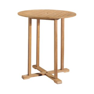 Starcher Wooden Bar Table