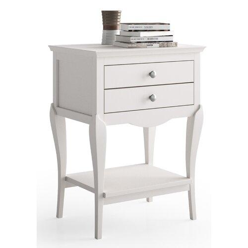 Nachttisch Gemonio dCor design   Schlafzimmer > Nachttische   Holz   dCor design