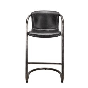 Geneva 35 Bar Stool (Set of 2) 17 Stories