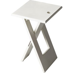 Davidson 19.25 Square Folding Table by Ebern Designs
