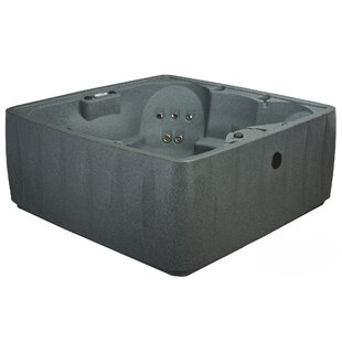 Premium 600 6-Person 29-Jet Plug And Play Hot Tub With Heater And Waterfall By AquaRest Spas