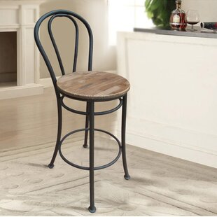 French 29 Bar Stool (Set of 2) Lux Home
