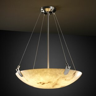 Brayden Studio Keyon 3-Light Bowl Pendant
