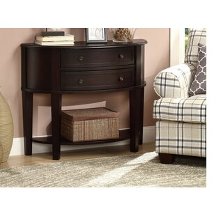 Alcott Hill Kershner Wooden Console Table