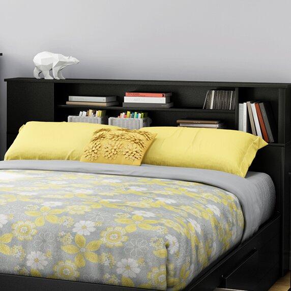 Fusion Bookcase Headboard