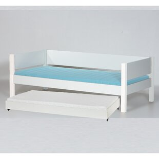 Avalon European Single Cabin Bed With Trundle By Harriet Bee