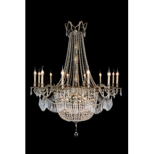 Michael Amini Summer Palace 24-Light Empire Chandelier