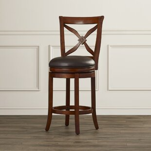 Brashears 26 Swivel Bar Stool DarHome Co