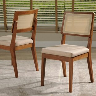 Tatom Upholstered Dining Chair Union Rustic