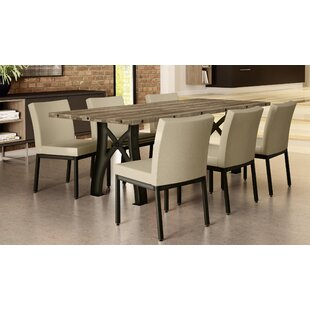 Eli 7 Piece Dining Set 17 Stories