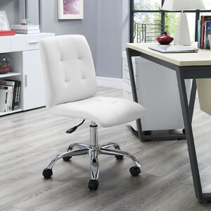 Office Chair Furniture find the best leather office chairs | wayfair