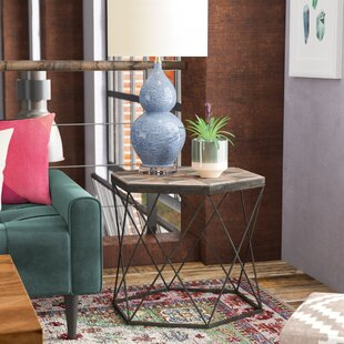 Order Bussey Modern End Table by Ivy Bronx