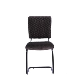 Torino Upholstered Dining Chair (Set Of 2) By 17 Stories