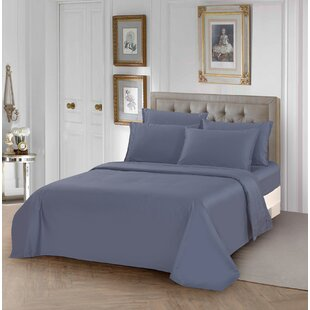 Price comparison Clive 1000 Thread Count 100% Cotton Sheet Set By 17 Stories