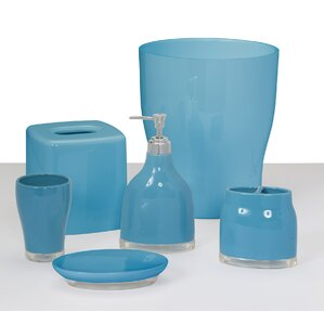 Blue Bathroom Accessories You Ll Love Wayfair