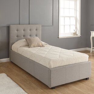 Aarav Upholstered Ottoman Bed Frame By Mercury Row