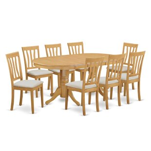 Rockdale 9 Piece Dining Set DarHome Co