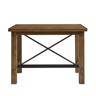 17 Stories Doucette Leg Pub Table