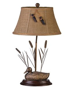 Melissa Mallard 30 Table Lamp