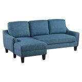 Abilash 83'' Square Arm Sofa Bed by Latitude Run®